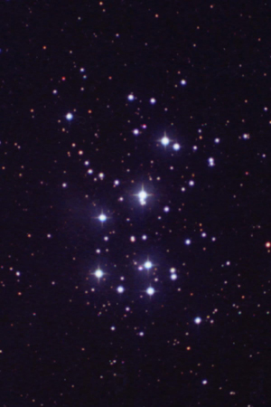 Pleiades_with_twinkle